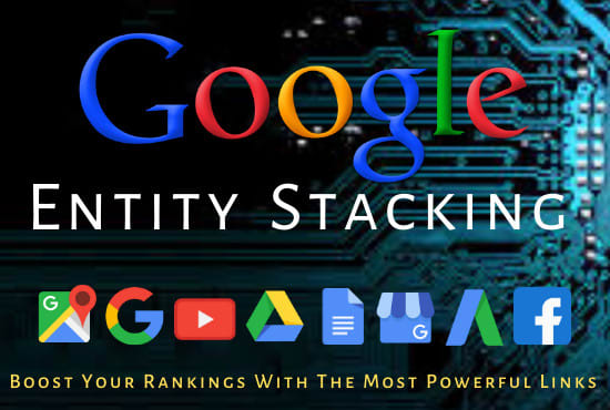 google entity stacking