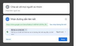 khóa index google drive