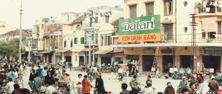 thương hiệu kem Dạ Lan