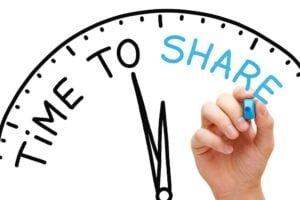 Quy tắc thời gian khi đăng content
