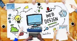 dịch vụ thiết kế web đàm triệu vinh