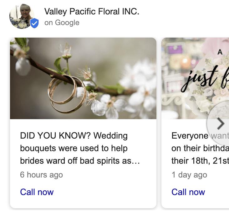 16 bài đăng trên google
